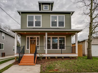 Single Family Home For Sale: 4918 NE 12th Ave