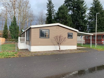 Washougal Single Family Home For Sale: 4501 Addy St #144