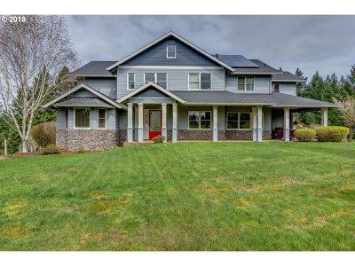 Single Family Home For Sale: 22654 S Ferguson Rd