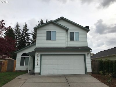 Single Family Home For Sale: 18032 SE Madison Way