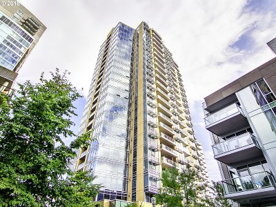 Portland Condo/Townhouse For Sale: 3570 SW River Pkwy #909