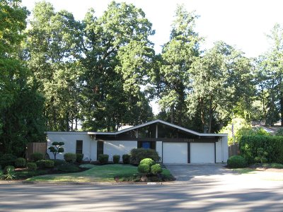 Beaverton Single Family Home For Sale: 15175 NW Perimeter Dr