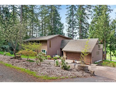 Hillsboro, Cornelius, Forest Grove Single Family Home For Sale: 10375 NW Dick Rd
