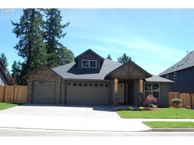 Oregon City Single Family Home For Sale: 14180 Quail Ct #Lot10