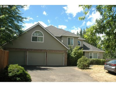 Single Family Home For Sale: 17897 NW Elkcrest Ct