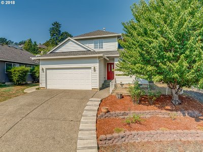Washougal Single Family Home For Sale: 1367 N Q Cir
