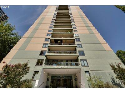 Portland Condo/Townhouse For Sale: 111 SW Harrison St #20B