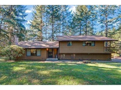 Newberg Single Family Home For Sale: 9675 NE Blackcap Ln