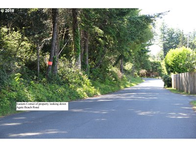 Port Orford Residential Lots & Land For Sale: Agate Beach Rd