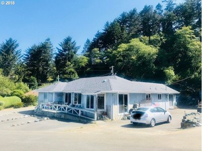 Gold Beach OR Single Family Home For Sale: $430,000