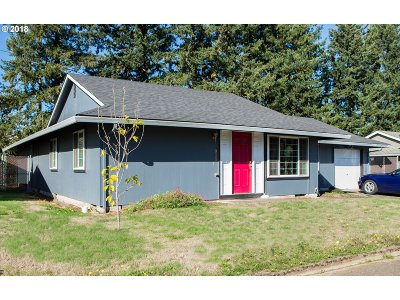 Gresham Single Family Home For Sale: 925 SE 205th Dr
