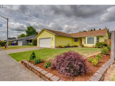 Keizer Single Family Home Sold: 7165 Pierce Dr N