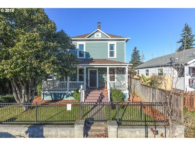 Vancouver Single Family Home For Sale: 612 W 27th St