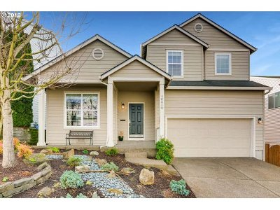 Tigard Single Family Home For Sale: 16410 SW Milan St
