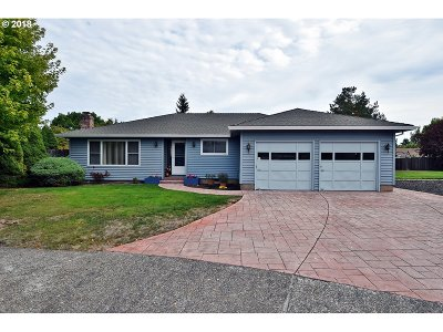 Portland Single Family Home For Sale: 21345 NW Rock Creek Blvd