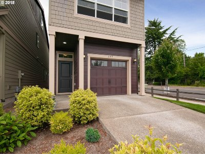 Beaverton, Aloha Single Family Home For Sale: 897 SW 136th Pl