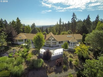 Eugene Single Family Home For Sale: 87188 Green Hill Rd