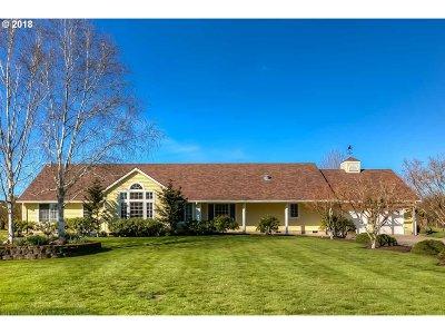 Newberg, Dundee, Mcminnville, Lafayette Single Family Home For Sale: 1611 NE Chehalem Dr