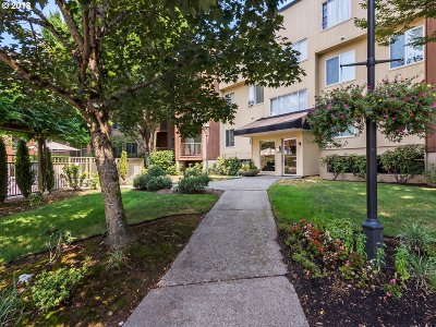 Tualatin Condo/Townhouse For Sale: 8720 SW Tualatin Rd #106