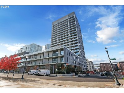 Condo/Townhouse For Sale: 1150 NW Quimby St #522
