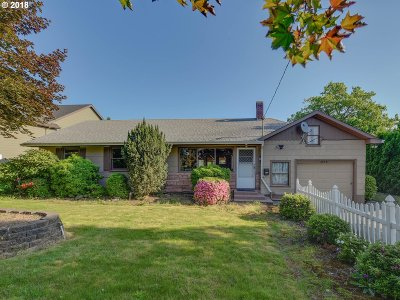 Gresham Single Family Home For Sale: 28421 SE Lusted Rd