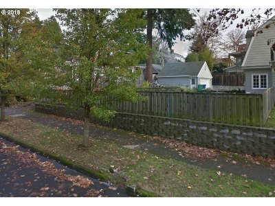 Portland Residential Lots & Land For Sale: 3116 NE 20th Ave