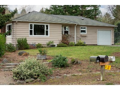 Single Family Home For Sale: 4985 Summit St