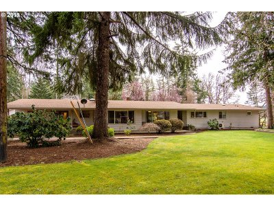 Eugene Single Family Home For Sale: 34820 Hwy 58