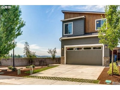 Vancouver Single Family Home For Sale: 4022 SE 168th Ave