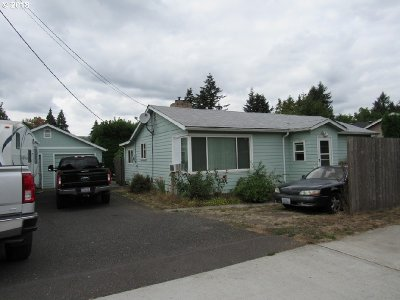 Vancouver Single Family Home For Sale: 3106 NE 138th Ave