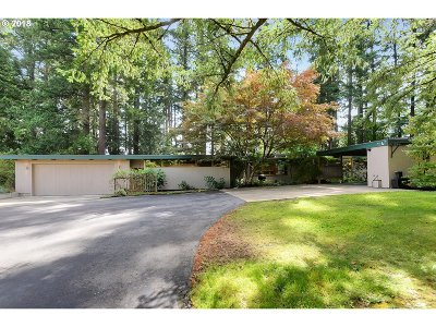 Bethany Single Family Home For Sale: 13640 NW Laidlaw Rd