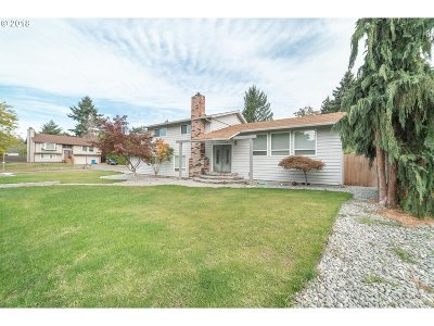 Vancouver Single Family Home For Sale: 1607 SE 140th Ct