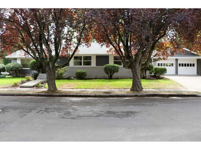 Single Family Home For Sale: 6226 SE Clinton St