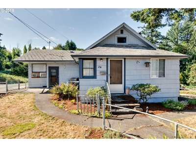 Oregon City Single Family Home For Sale: 238 Willamette St