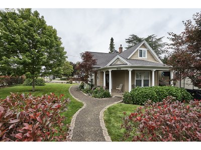Yamhill County Single Family Home For Sale: 611 W Main St