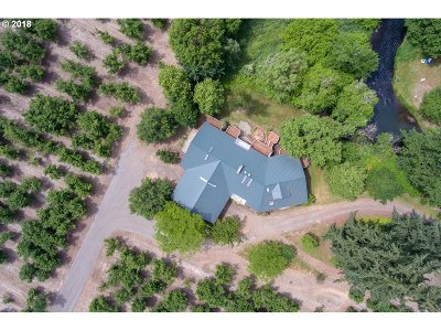 Canby Single Family Home Sold: 11024 S Mulino Rd