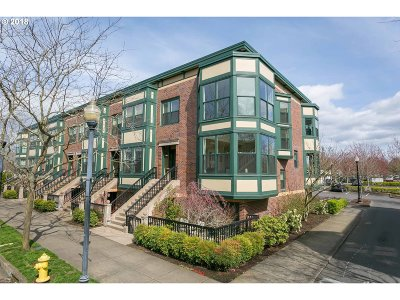 Hillsboro Single Family Home For Sale: 1450 NE Orenco Station Pkwy