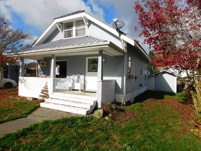 Vernonia Single Family Home For Sale: 342 North St