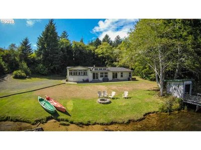 Single Family Home Sold: 83787 Hwy 101