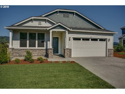 Happy Valley, Clackamas Single Family Home For Sale: 10748 SE Black Tail Rd