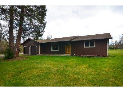 Elmira, Veneta Single Family Home For Sale: 25282 Lamb Rd