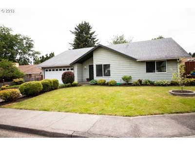 Beaverton Single Family Home For Sale: 11940 SW Beavercrest Ct