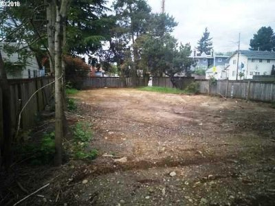 Clackamas County, Columbia County, Jefferson County, Linn County, Marion County, Multnomah County, Polk County, Washington County, Yamhill County Residential Lots & Land For Sale: 9720 SE Holgate Blvd