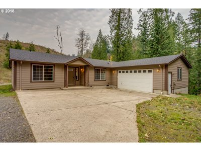 Woodland Single Family Home For Sale: 406 Fredrickson Rd