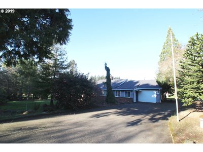 Oregon City Single Family Home Bumpable Buyer: 14617 Leland Rd