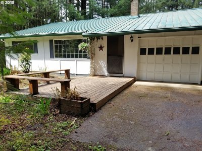 Estacada Single Family Home For Sale: 25799 S Morgan Rd