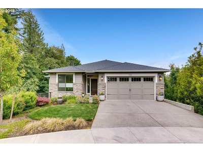 Single Family Home For Sale: 8130 SE 145th Ct
