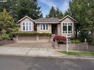 Beaverton Single Family Home For Sale: 16295 SW Turtledove Ln