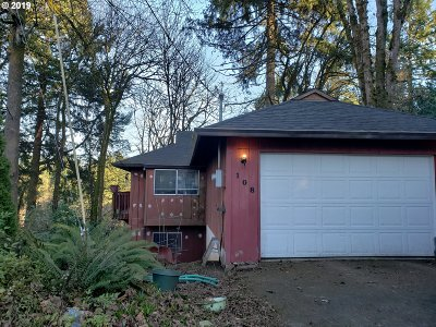 Oregon City Single Family Home For Sale: 108 Terrace Ave