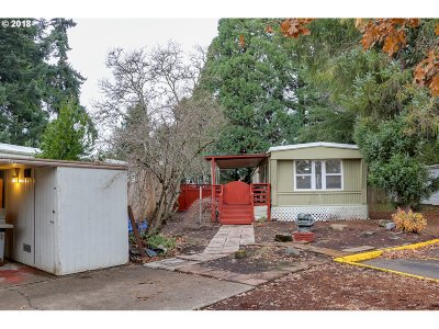 Eugene Single Family Home For Sale: 4900 Royal Ave Space 13